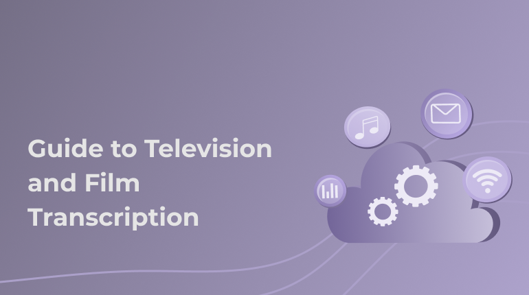 Television And Film Transcription: Make Use Of Online Tools And Wi